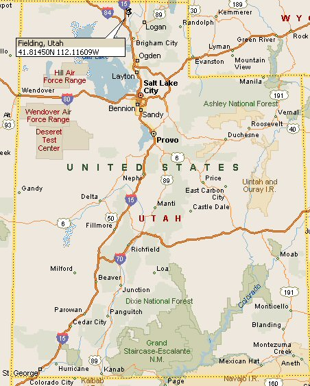 Fielding Utah