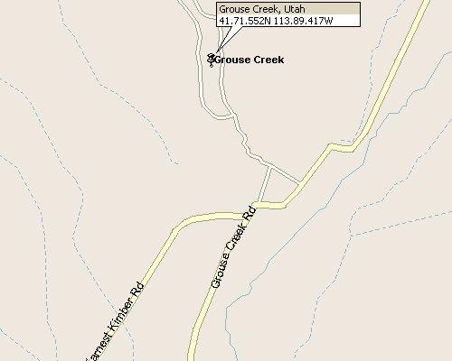 Grouse Creek Utah Map.Grouse Creek Utah Map 3