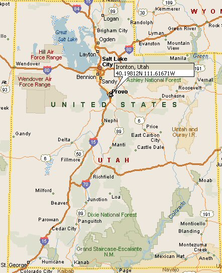 city of industry map with Irontonutahmap4 on Sa Maps moreover Coast Magazine Says Move To Skibbereen as well Chongqing China likewise Finland additionally 83451.